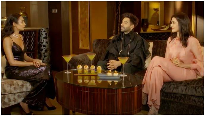 A Table For Two Season 2 Episode 1: Karishma Tanna Recalls How Ekta Kapoor Liked Her 'Bad Audition'