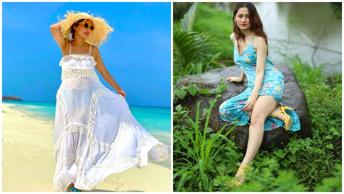 15 Easy-Breezy Dresses We Want To Steal From TV Celebs This Summer!
