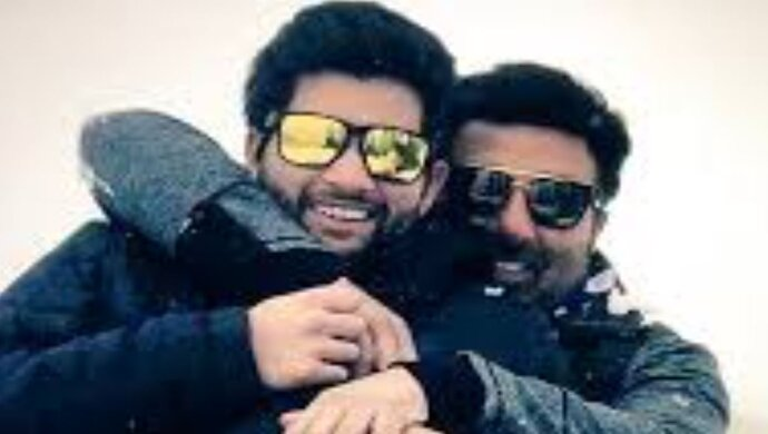 Sunny Deol's Youngest Son Rajvir Deol To Make His Debut Soon?