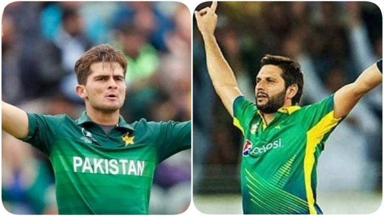 Shahid Afridi Reacts to the News of  Daughter Aqsa's Marriage with Shaheen Afridi