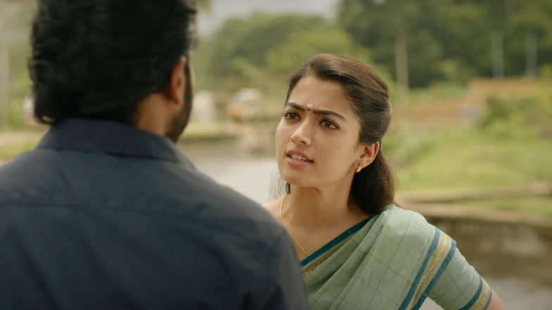 Sulthan: Rashmika Mandanna Trends on Twitter After Karthi Starrer Hits  Theatres, Fans Go Beserk to See the Actress on Big Screen - ZEE5 News