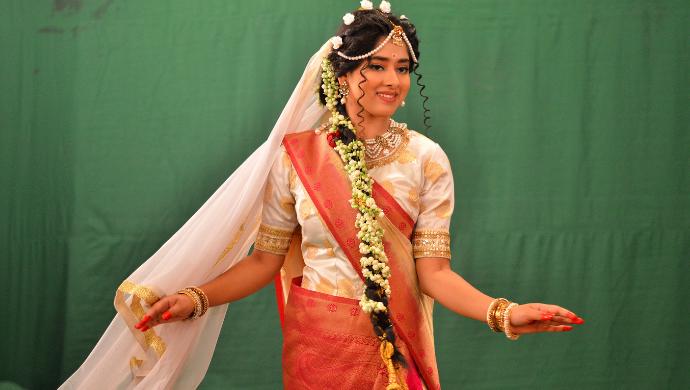 Ditipriya Roy in Karunamoyee Rani Rashmoni