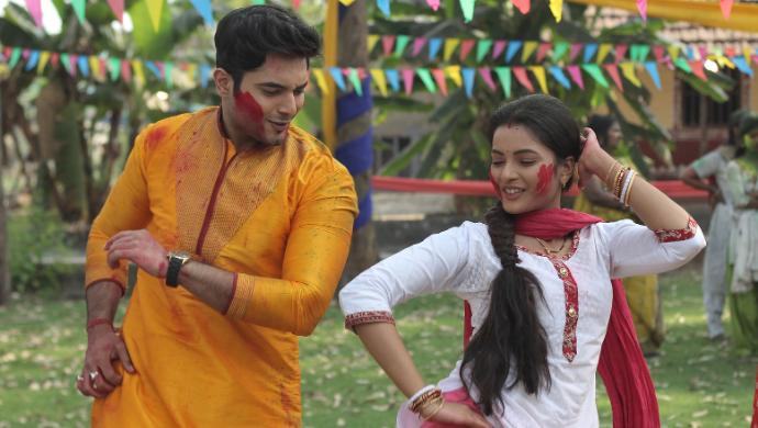 Sankalpa and Priyam in Jibon Saathi