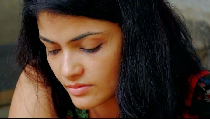 Anu in Sita on the Road