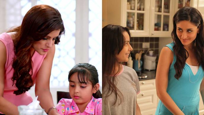 Samaira-Roli and Aliyah-Shreya