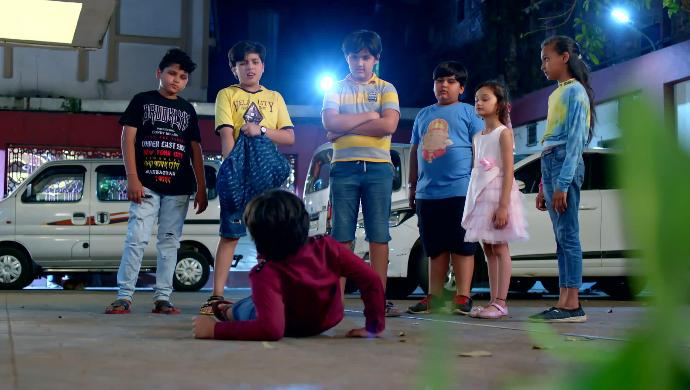 Kids bullying Rishi
