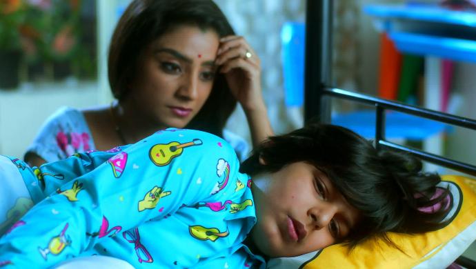 A still from Kyun Rishton Mein Katti Batti