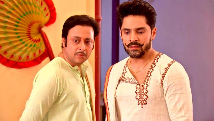 Mathur and Ramchandra in Rani Rashmoni