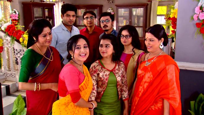 Mithai, Nipa and Modak family in Mithai
