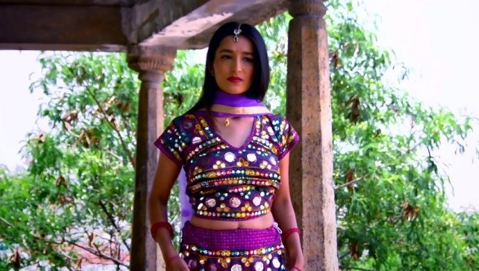 Mohini in Sita on the Road