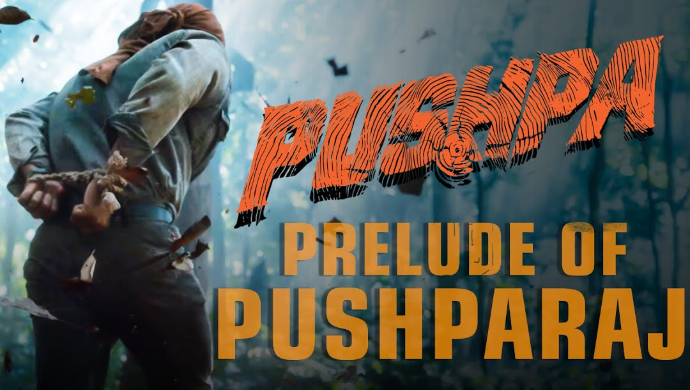 Team Pushpa Teases Fans With Allu Arjun's Character Teaser, 'Prelude Of Pushparaj'