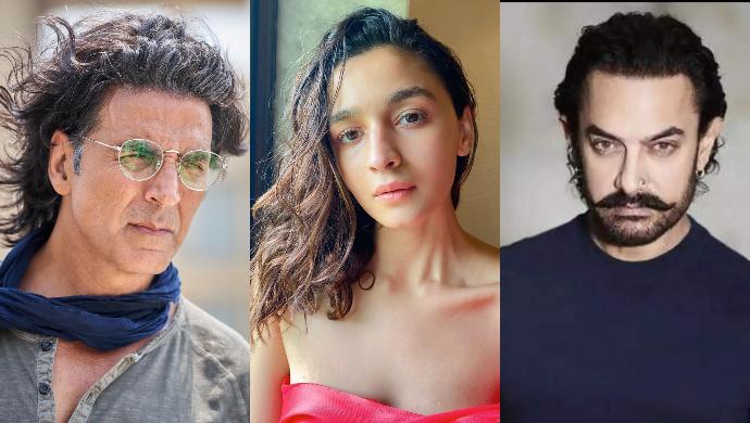 Akshay Kumar, Alia Bhatt, Aamir Khan And Other Celebrities Who Tested COVID-19 Positive
