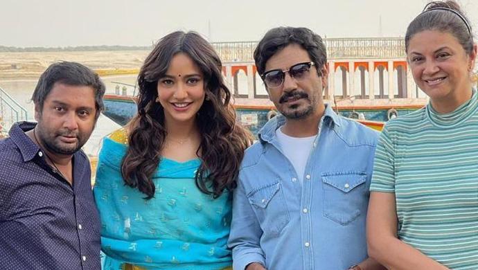 Nawazuddin Siddiqui, Neha Sharma Wrap Up 'Jogira Sara Ra Ra' Shooting