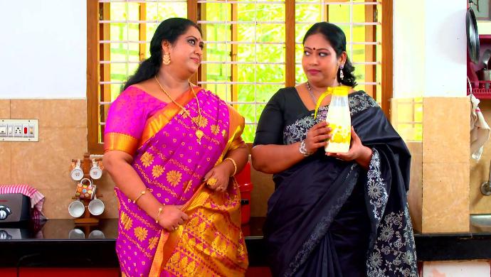 Sharmila and Saudamini (Pookalam Varavayi)