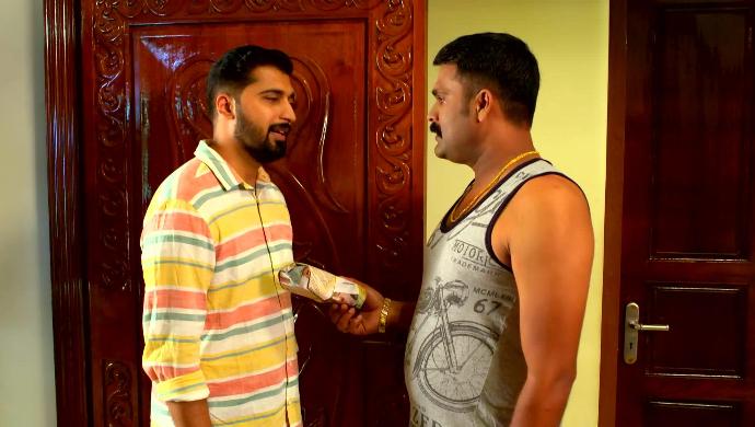 Abhimanyu and Jacob (Pookalam Varavayi)