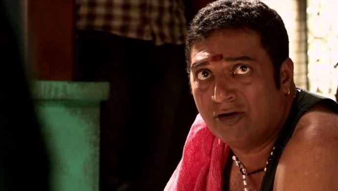 Prakash Raj as Kasi in Jaago