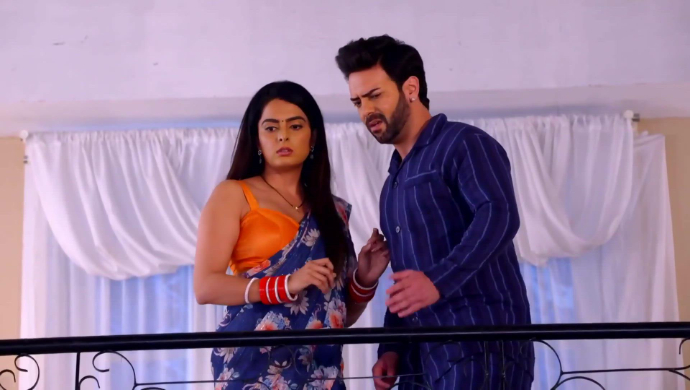 Prithvi and Sherlyn in Kundali Bhagya