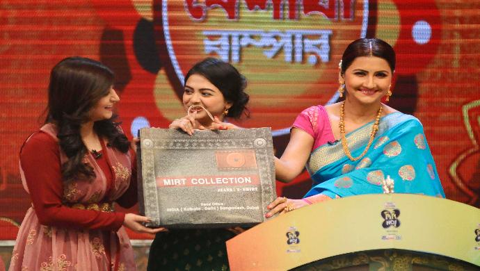 Sandipa and Solanki in Didi No 1