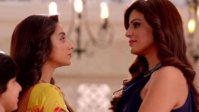 Shubhra and Samaira (Kyun Rishton Mein Katti Batti)