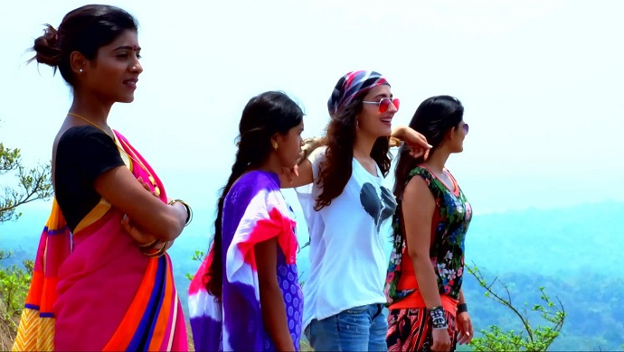 A still from Sita On The Road