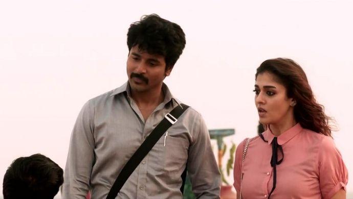 Sivakarthikeyan and Nayanthara in Jaago
