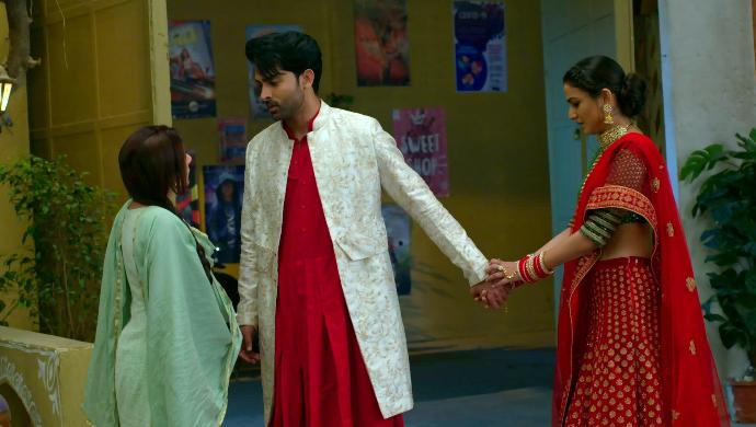 Roopa, Jogi and Mahi