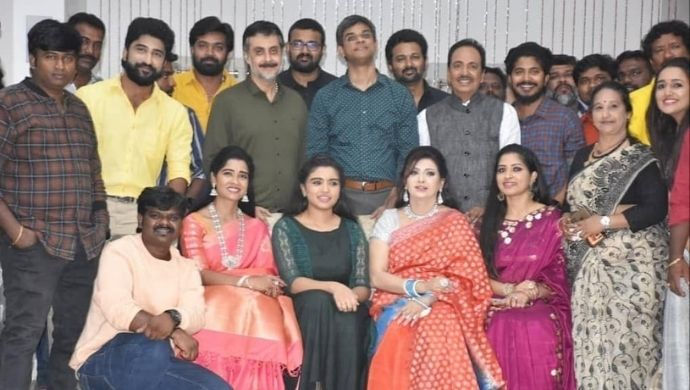 The Sembaruthi team