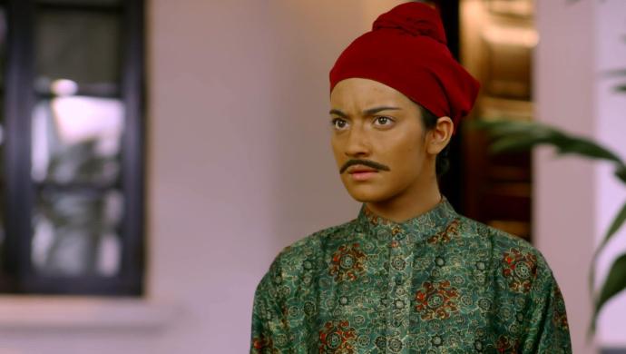 Tope Singh in Qurbaan Hua