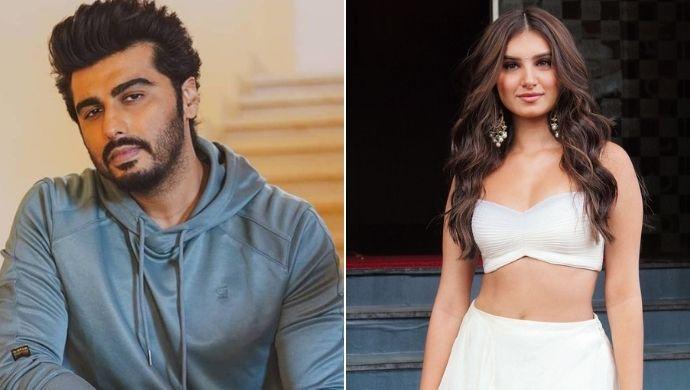 Ek Villain Returns Actors Arjun Kapoor And Tara Sutaria Spotted At The Airport