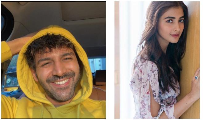 Celeb Spotting: Kartik Aaryan, Pooja Hegde And Others Snapped Across Mumbai
