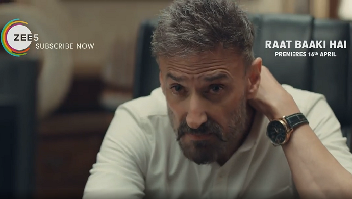 The Making of Raat Baaki Hai: Annup Sonii, Rahul Dev And Dipannita Sharma  Share Their Experiences Of Shooting The Film During Pandemic - ZEE5 News