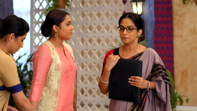 Anupriya and Kalyani in Tujhse Hai Rabbta