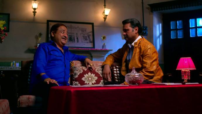 A still from Aur Bhai Kya Chal Raha Hai