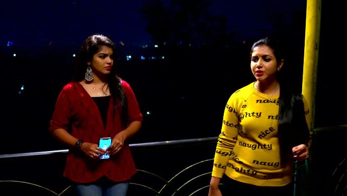 Ganga and Priyanka