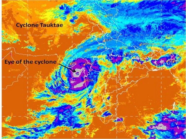 Cyclone Tauktae's landfall process near Diu to continue for next 2 hours: IMD