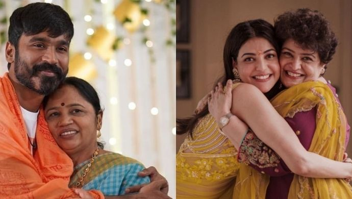 Mother's Day 2021: These Pictures Of Your Favourite Tamil Stars With Their Moms Will Melt Your Hearts