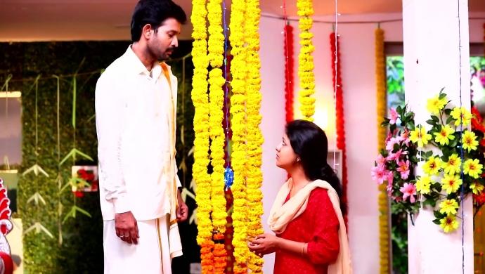 Mahesh and Bhavani in Sembaruthi