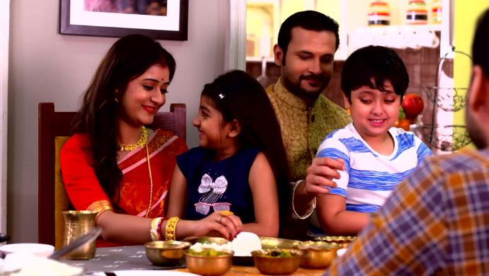 Pori, Apurba, Gunja and Kuttush in Kori Khela
