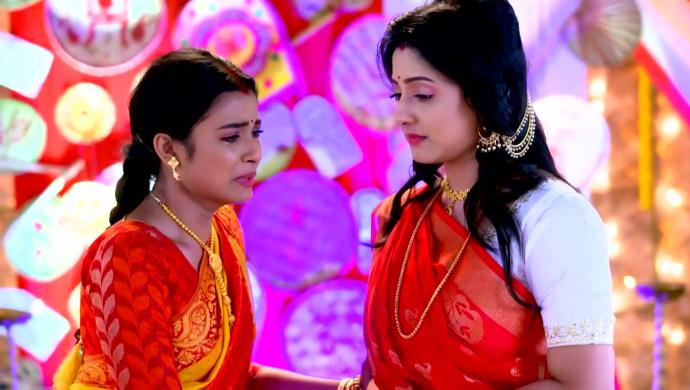 Priyam and Jhelum in Jibon Saathi