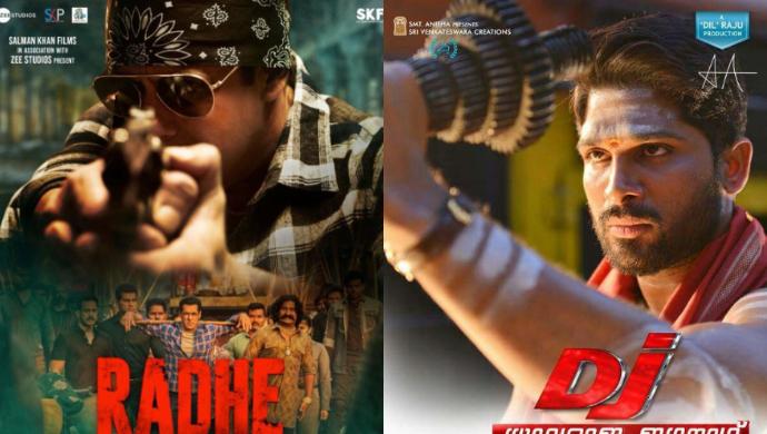 Is Salman Khan's Radhe A Remake Of Allu Arjun's Telugu Movie DJ: Duvvada Jagannadham?