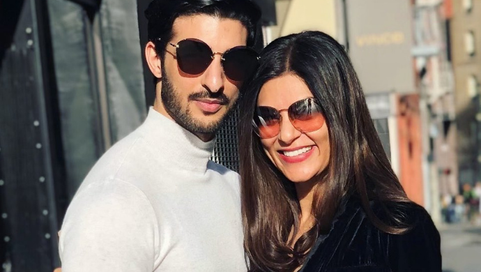 Watch What Sushmita Sen And Rohman Shawl Have To Say About Their Marriage Plans