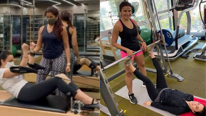 Watch: Preity Zinta Gives Major Fitness Goals With Her Everyday Workout