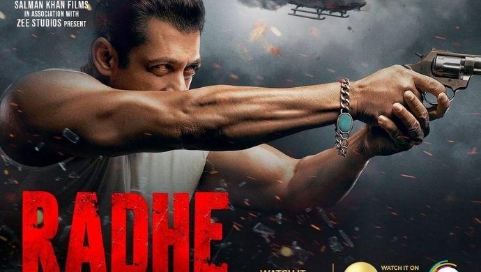 Salman Khan-Prabhudeva's Hit Jodi Has Helped Radhe Become A Superhit Movie, With 4.2 Mn Views On Day 1