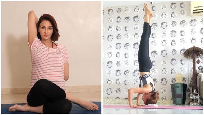 International Yoga Day: 11 Celebrities Reveal If They Prefer Yoga Or Gym!