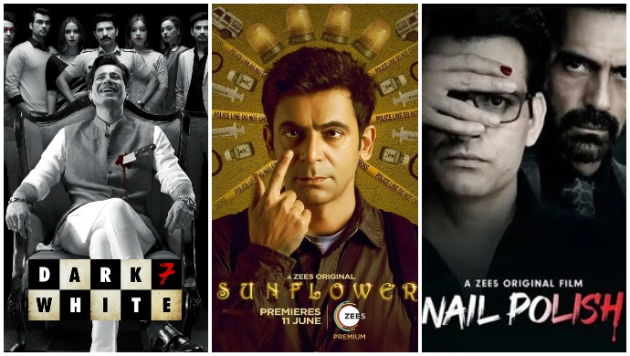 ZEE5 Offers A Bouquet Of Mystery Thrillers With Releases Like Sunil Grover's New Web Series Sunflower