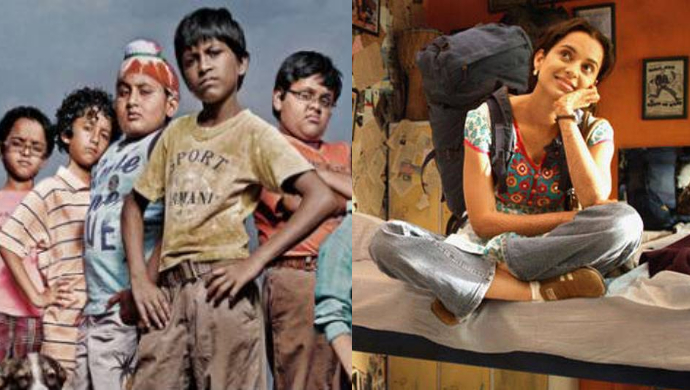 Stills from Chillar Party and Queen