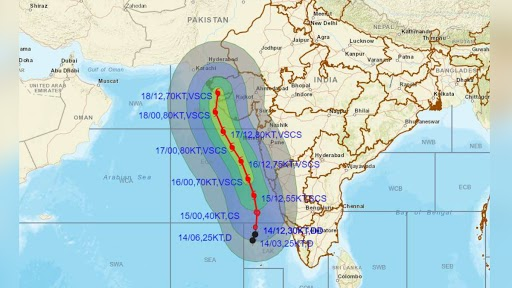 Cyclone Tauktae Update: 2 Dead, More Than 100 House Damaged in Goa