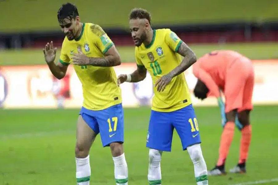 ब्राजील की कोपा अमेरिका में शानदार शुरुआत