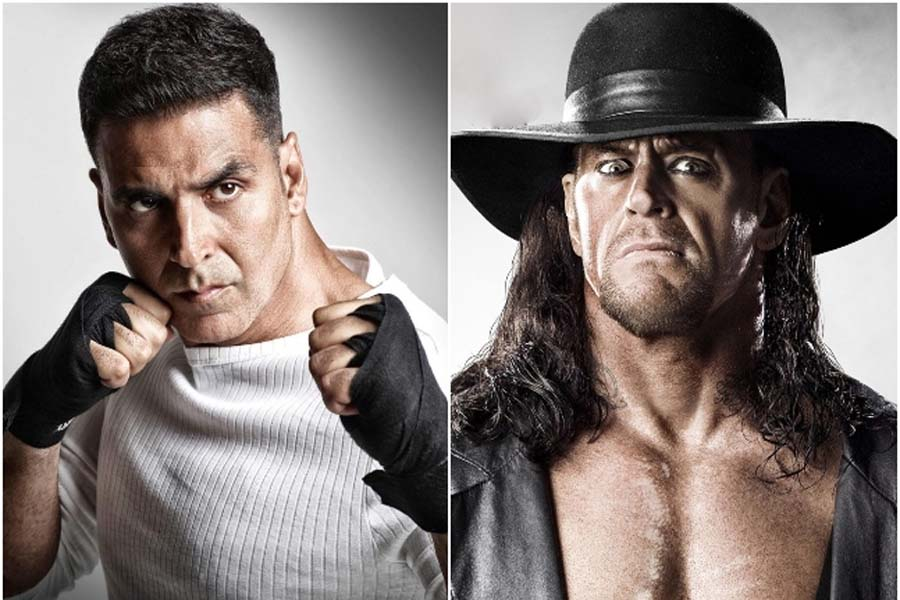 खिलाड़ियों का खिलाड़ी' में Akshay ने Undertaker को दी थी मात, अब WWE स्टार  ने खिलाड़ी कुमार को किया चैलेंज - ZEE5 News