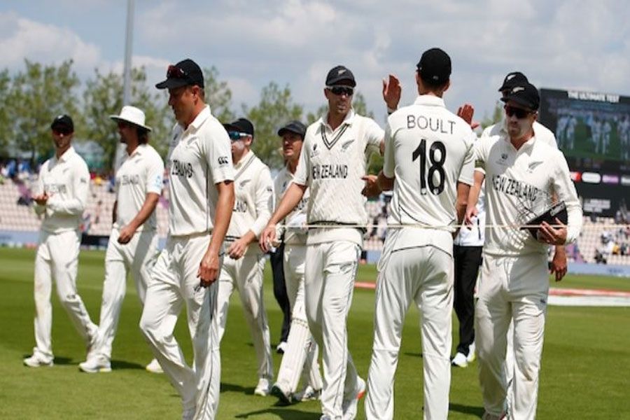 WTC Final: भारत की दूसरी पारी 170 पर सिमटी, न्यूजीलैंड को 139 रनों का लक्ष्य